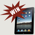 Win A Free iPad at the MS Walk in Durham Region Ontario